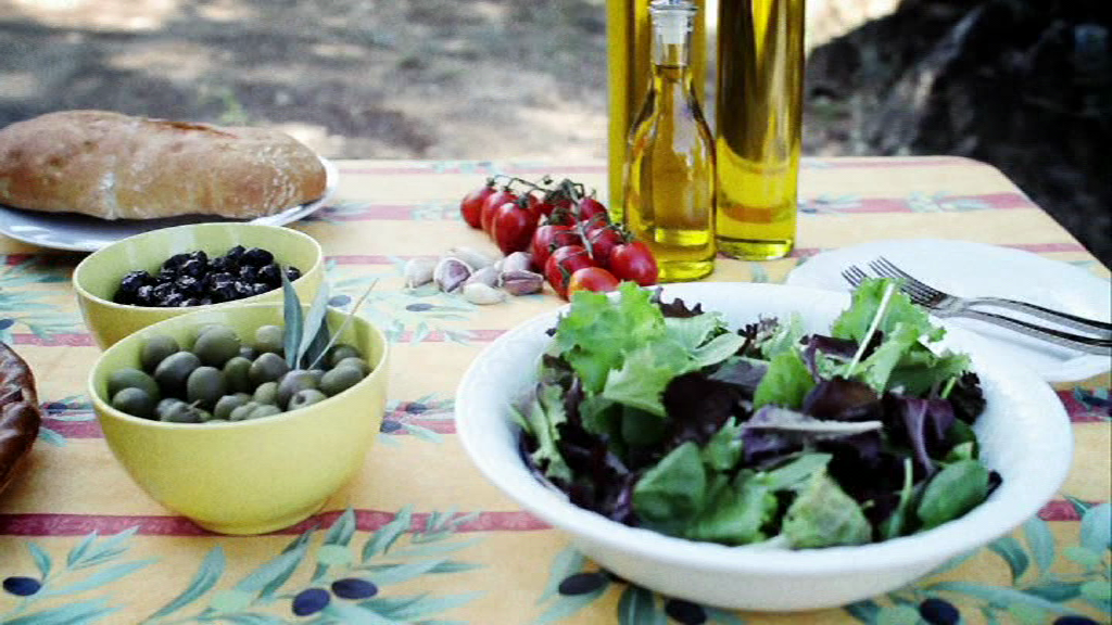 Documental: Estudio del aceite de oliva virgen extra en la prevención de enfermedades cardiovasculares y digestivas