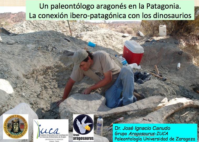 Charla: Buscando dinosaurios en la Patagonia