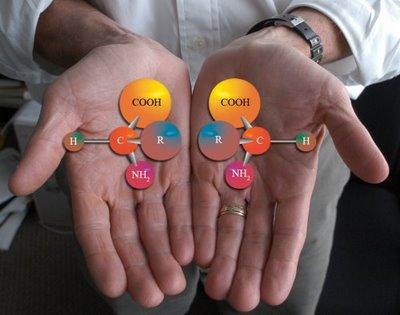 Taller: Quiralidad, construye tu molécula en 3D