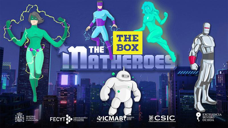 MATHEROES the box wanderlust